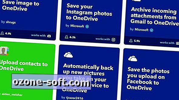 5 wesentliche IFTTT-Rezepte für OneDrive