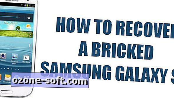 Sådan genoprettes en muret Samsung Galaxy S3