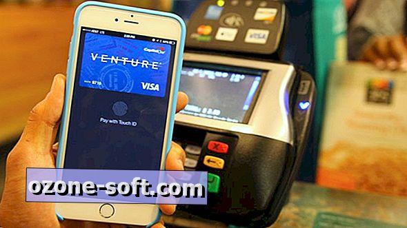 Може ли телефонът да замени портфейла ви?  Отидох да пазарувам, за да разбера.
