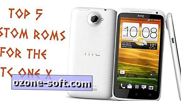 Top 5 benutzerdefinierte ROMs für das HTC One X