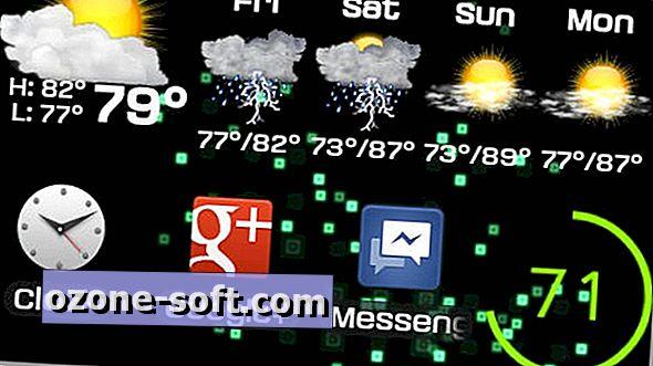 Lülitage font Samsung Galaxy Android seadmesse