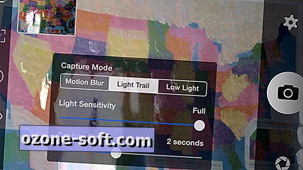 Laiendage oma iPhone'i fototööriistu Slow Shutter Cam'iga