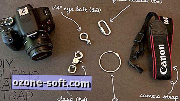 DIY: A 10 dolláros csúszó kamera szíj