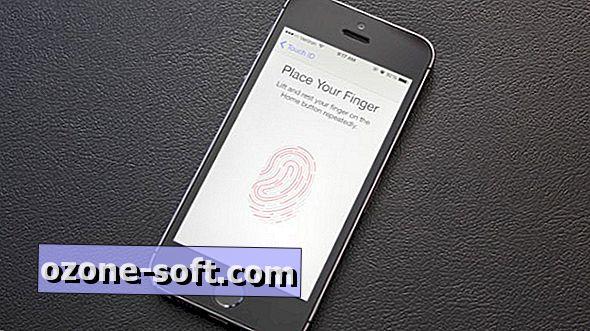 Päť tipov na používanie snímača odtlačkov prstov iPhone 5S Touch ID