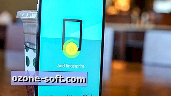 Sådan konfigureres OnePlus 2's fingeraftrykslæser