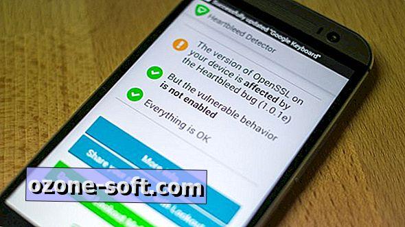 Jak zjistit, zda je vaše zařízení Android zranitelné pro Heartbleed
