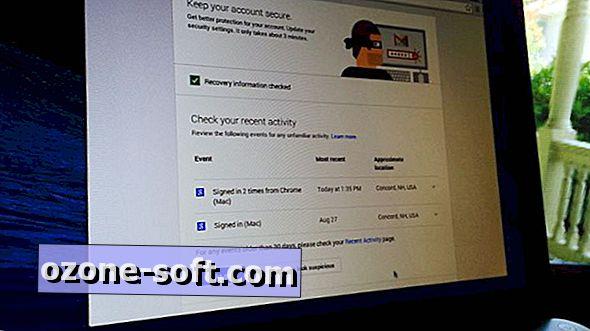 ใช้แผงใหม่ของ Google ในการตั้งค่าความปลอดภัยเพื่อให้บัญชีของคุณปลอดภัย