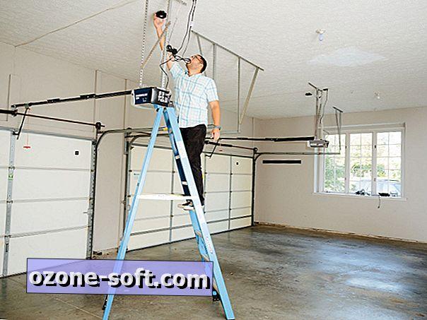 5 problemas comuns na porta da garagem e como consertá-los