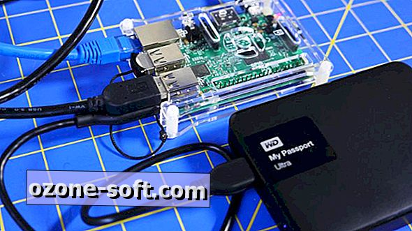 Prepnite akýkoľvek pevný disk do sieťového úložiska pomocou Raspberry Pi