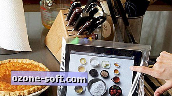 Tu je super-lacný spôsob, ako udržať váš telefón v bezpečí pri kuchári