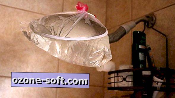 Comment déboucher votre pomme de douche sans frotter