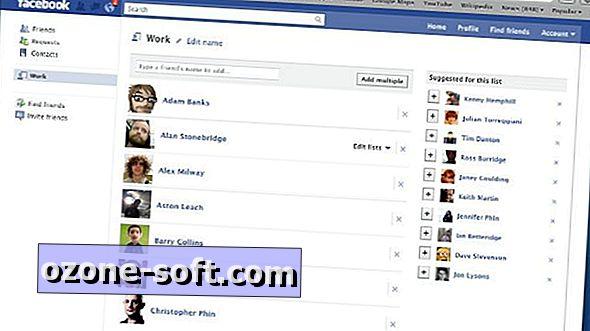 Så här använder du Facebook-vänlistor för ökad integritet