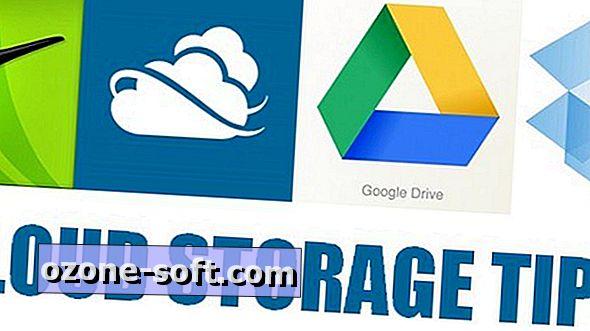 Как да архивирате файловете на множество услуги за съхранение в облак