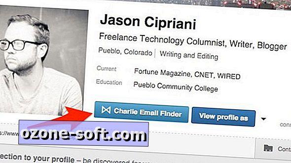 Tento nástroj odhalí e-mail pro kohokoli v LinkedIn