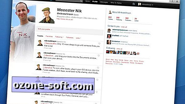 So erstellen Sie einen Twitter-Hintergrund