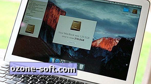 """Dukart """"MacBook"""" saugyklą naudokite mažą kortelę """"TarDisk"""""""