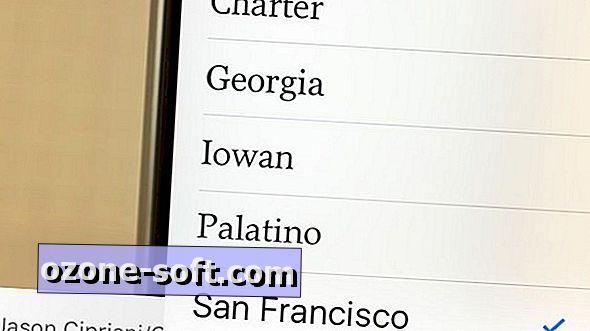 Personnaliser l'apparence du mode Lecteur de Safari sur iOS 9