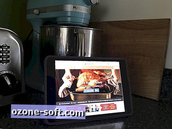 5 nõuandeid iPadi kasutamiseks köögis