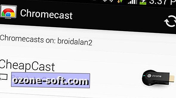 Verwenden Sie CheapCast, um aus Ihrem Android-Tablet einen Chromecast zu machen