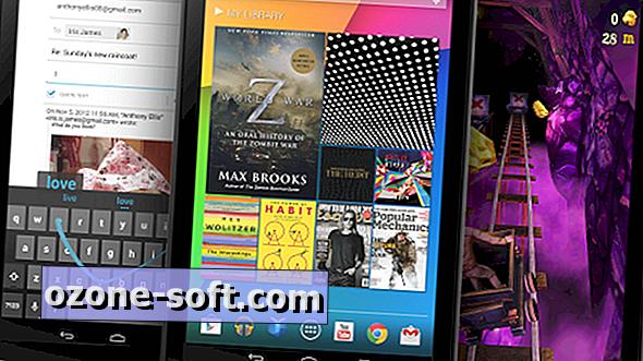 Ātri un vienkārši laika taupīšanas padomi Nexus 7