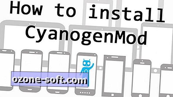 Google Play के बिना CyanogenMod कैसे स्थापित करें