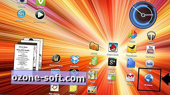 Löschen des Browserverlaufs auf Galaxy Tab 10.1