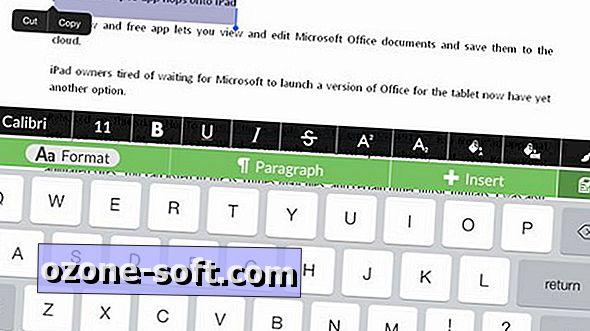 Kako urediti dokumente OneDrive s pomočjo aplikacije HopTo iPad