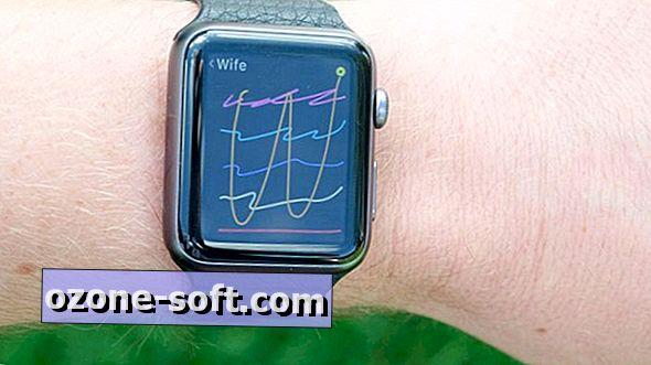 Kuidas kasutada digitaalseid Touchi visandeid Apple Watchis mitmetes värvides