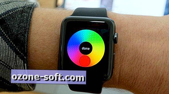 Как да персонализирате цветовата палитра Digital Touch в Apple Watch