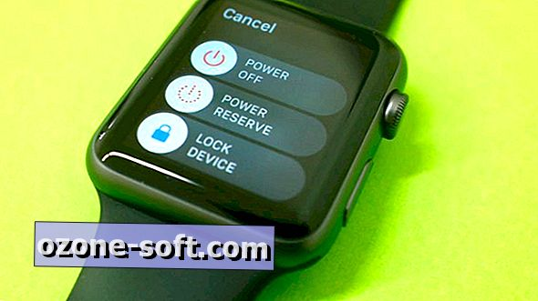 Az Apple Watch kényszerítő újraindítása