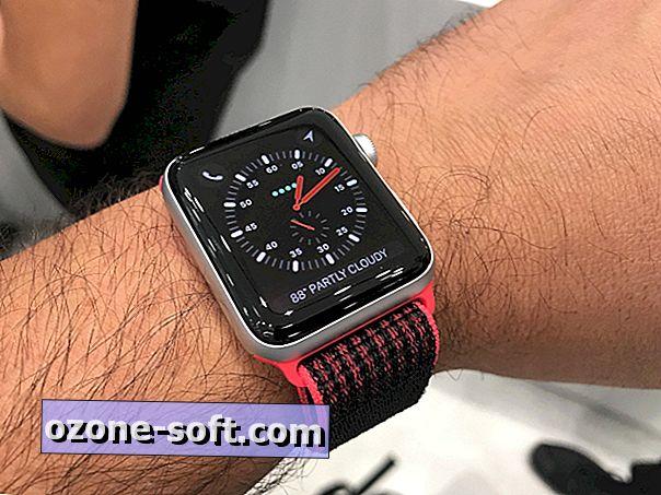 Jak přidat Apple Watch Series 3 k bezdrátovému plánu