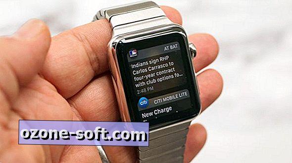 Jak spravovat oznámení na službě Apple Watch