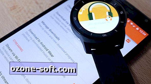 Slik legger du til musikk i Android Wear-klokken din