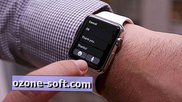 Kako določiti odgovore po meri na Apple Watch