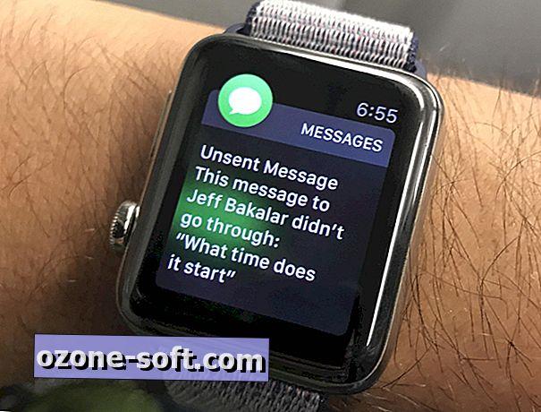 Teksti saatmise probleemid Apple Watch 3-s?  Siin on see, mis toimub